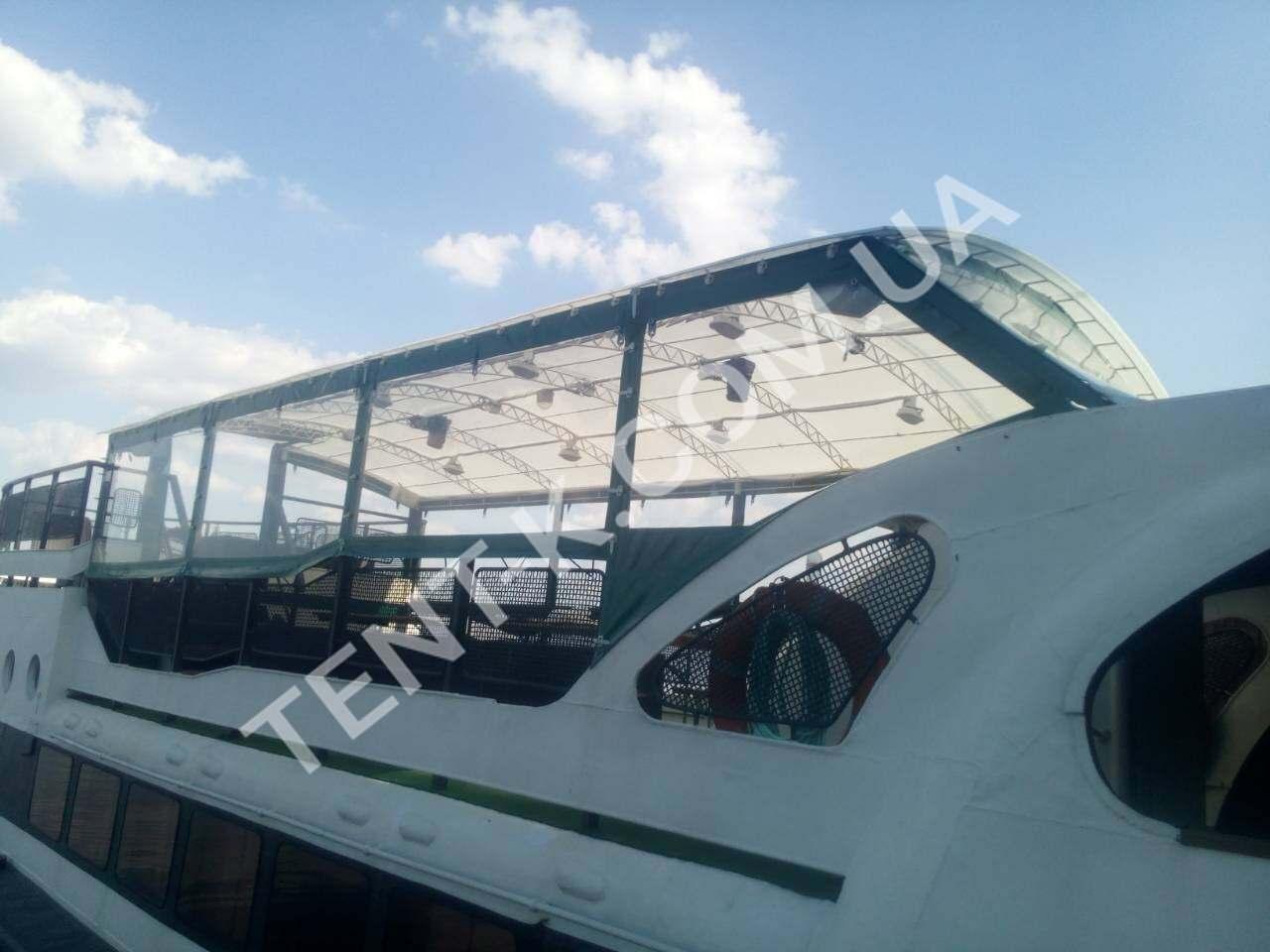 яхта2 - Тенти в Україні - Виготовлення та продаж