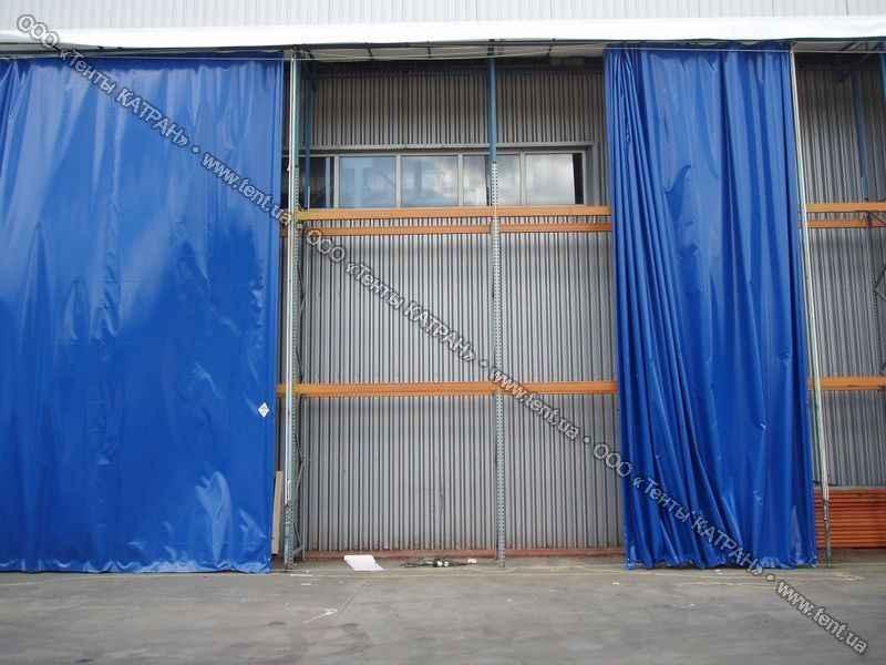 Експлуатація та догляд за шторами з ПВХ тканини